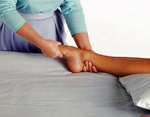 деформирующий артроз голеностопного сустава лечение