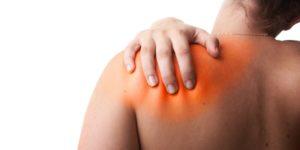 боль в левом плечевом суставе