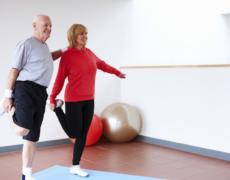 гимнастика при артрозе коленного сустава
