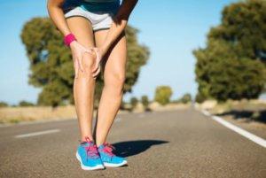 что делать когда хрустят колени